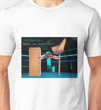 Box-N-Match Unisex T-Shirt