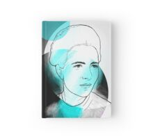 Simone de Beauvoir Hardcover Journal