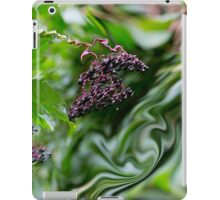 Delicate Abstract iPad Case/Skin