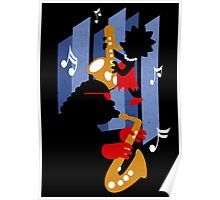 Lisa and Bleeding Gums' Jam Poster