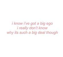 Marina's Big Ego by nilayaz