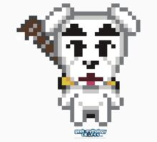 KK Pixel by geekmythology
