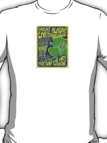 1960'S RETRO STYLE POSTER ~ For T-shirts and stickers T-Shirt
