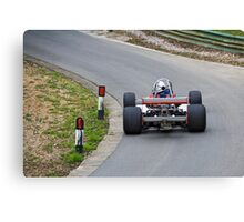 British hill climb racing car Canvas Print