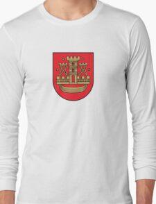 Klaipeda coat of arms Long Sleeve T-Shirt