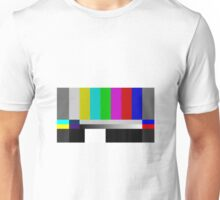 colour bar Unisex T-Shirt