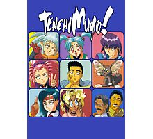 The Tenchi Bunch Photographic Print