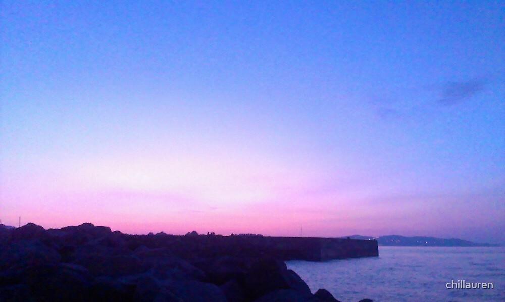 Sky Fade by chillauren