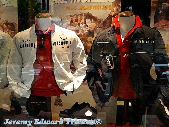 Two Jackets by Jeremy   Trickett.