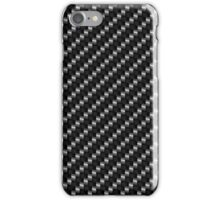 Carbon Fiber Black iPhone Case/Skin