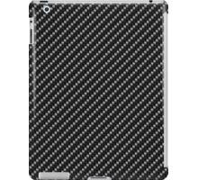 Carbon Fiber Black iPad Case/Skin