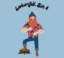 Lumberjack Jim Kids Tee