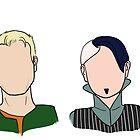 Minimalist Fifth Element by burritomadness