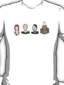 Minimalist Fifth Element T-Shirt