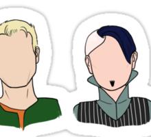Minimalist Fifth Element Sticker