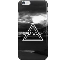 Bad Wold iPhone Case/Skin
