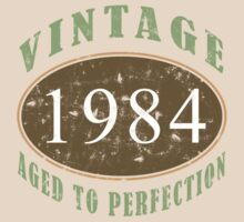 Vintage 1984, 30th Birthday T-Shirt T-Shirt