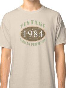 Vintage 1984, 30th Birthday T-Shirt Classic T-Shirt
