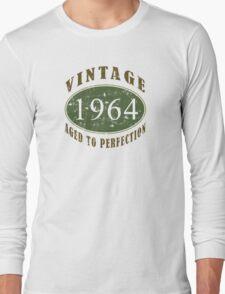 Vintage 1964, 50th Birthday T-Shirt Long Sleeve T-Shirt