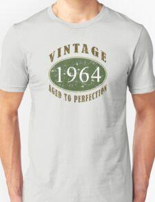 Vintage 1964, 50th Birthday T-Shirt Unisex T-Shirt