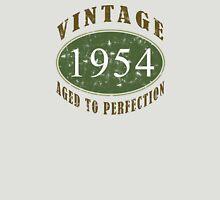 Vintage 1954, 60th Birthday T-Shirt Unisex T-Shirt