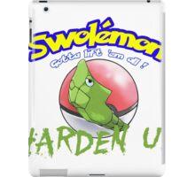 Pokemon - Harden Up iPad Case/Skin