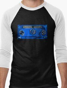 VW BLUE Illustration Men's Baseball ¾ T-Shirt
