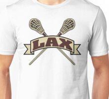 LAX Lacrosse Unisex T-Shirt