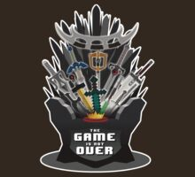Gamer's Iron Throne by togin
