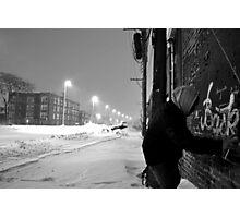 Chicago Nights  Photographic Print