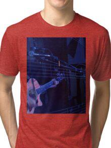 Music Mic. Tri-blend T-Shirt