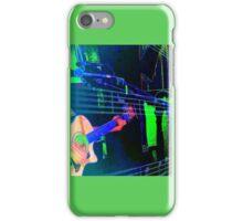 Music Mic. iPhone Case/Skin