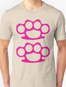 Two Pink Knuckles T-Shirt