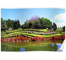 Hunter Valley Garden Poster