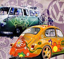 VW - Volkswagon by STUDIO 88 TARANAKI NZ