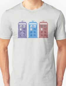 The Doctors' TARDISes T-Shirt