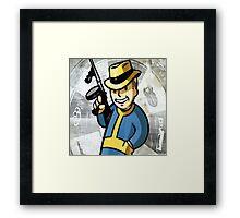 Pipboy Framed Print