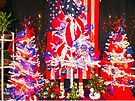 Red, White & Blue Christmas by Susan S. Kline
