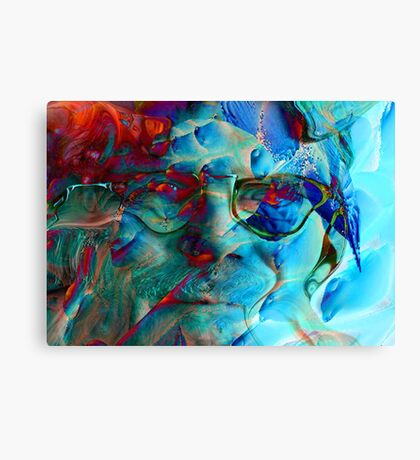 Old Man Time Canvas Print