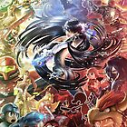 Smash 4 Bayonetta Reveal Illustration by CraigUK37