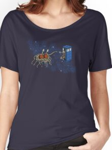 Wibbly Wobbly Noodley Woodley II Women's Relaxed Fit T-Shirt