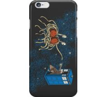 Wibbly Wobbly Noodley Woodley II iPhone Case/Skin