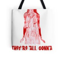 Carrie at the Prom Tote Bag
