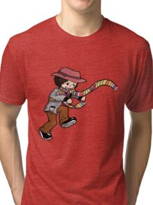 Chibi Four Tri-blend T-Shirt
