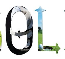 GOLF by Brian Blaine
