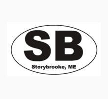SB - Storybrooke, ME by thadarkslayer