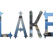 LAKE by Brian Blaine