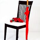 Charming Studio Chair by Trudy Wilkerson