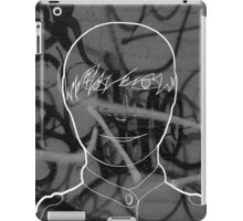 Sprayed Man iPad Case/Skin