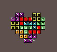 Tetris-Heart T-Shirt
